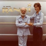 Even Randi had a bitchin' van in the 70's